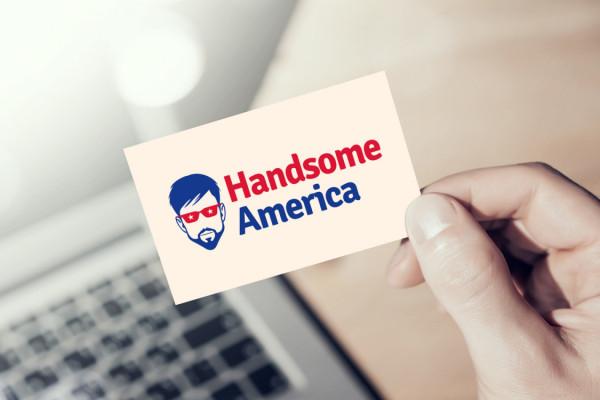 Sample branding #1 for Handsomeamerica