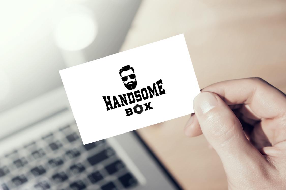 Sample branding #1 for Handsomebox