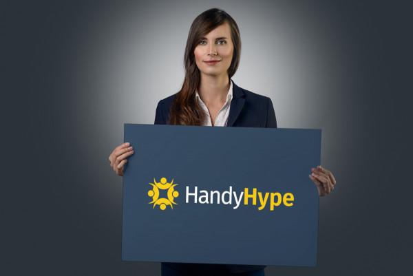 Sample branding #2 for Handyhype