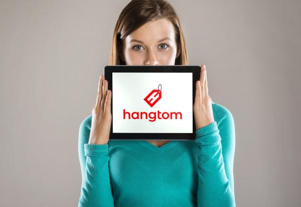 Sample branding #2 for Hangtom