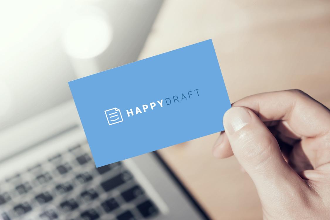Sample branding #1 for Happydraft