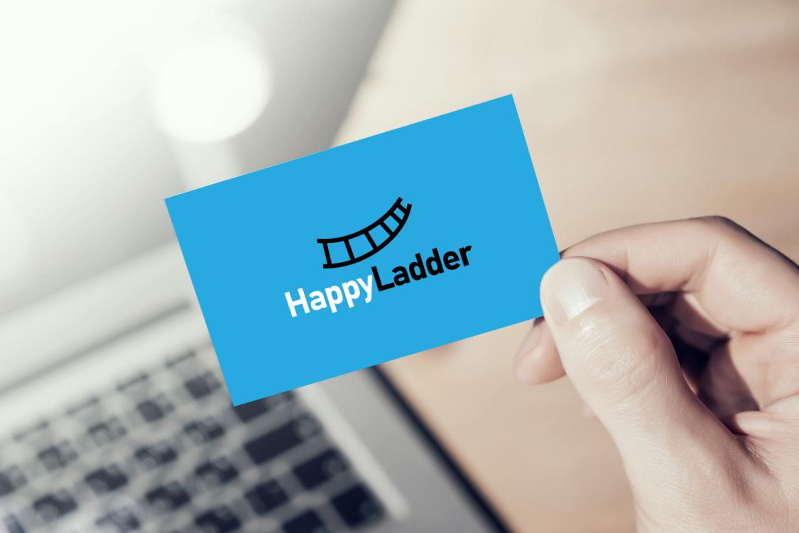 Sample branding #3 for Happyladder