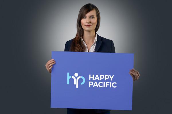 Sample branding #3 for Happypacific