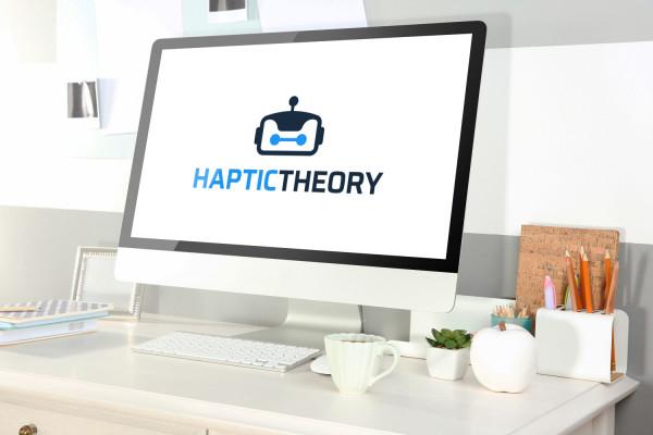 Sample branding #3 for Haptictheory