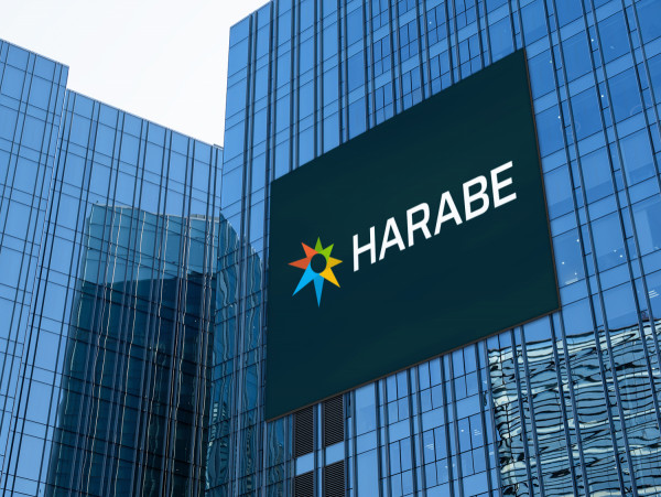 Sample branding #1 for Harabe