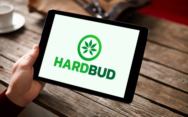 Sample branding #3 for Hardbud