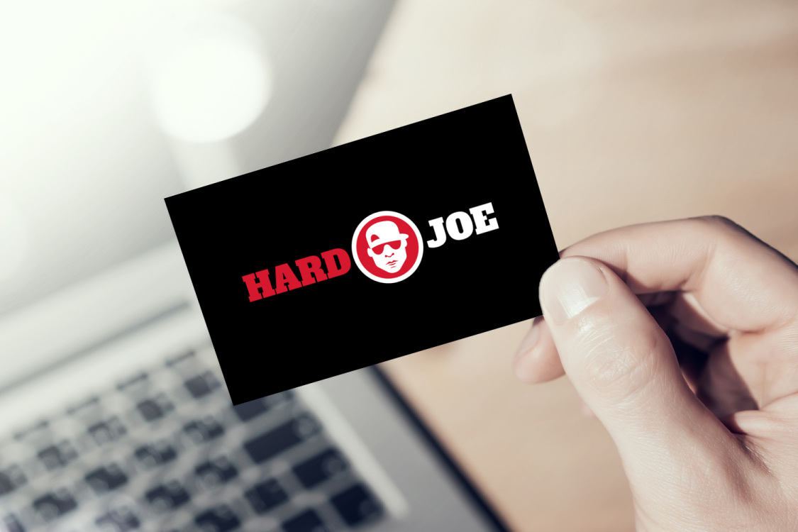 Sample branding #3 for Hardjoe