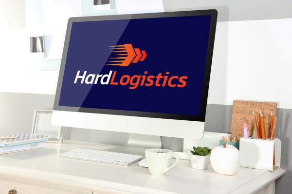 Sample branding #1 for Hardlogistics