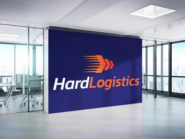 Sample branding #2 for Hardlogistics