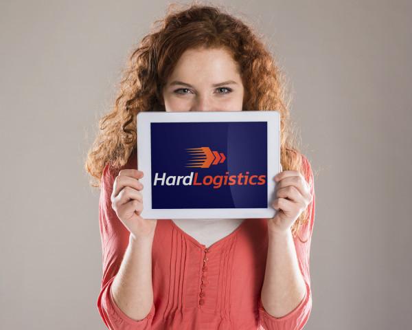 Sample branding #3 for Hardlogistics