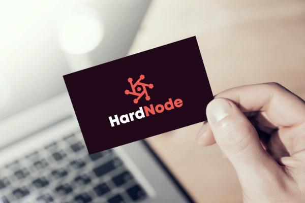 Sample branding #1 for Hardnode