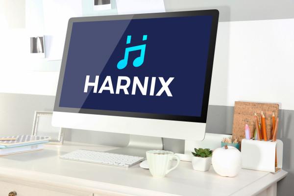 Sample branding #2 for Harnix