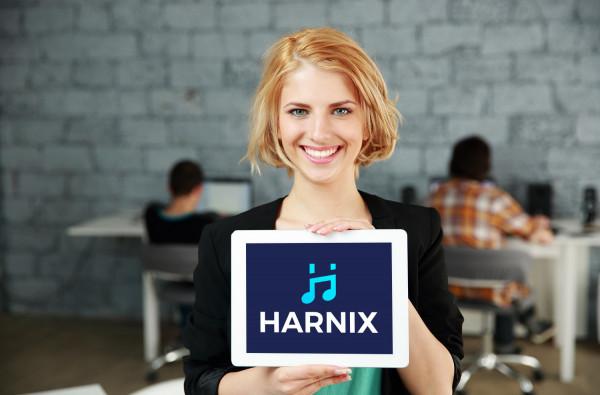 Sample branding #3 for Harnix