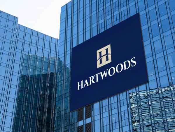 Sample branding #1 for Hartwoods
