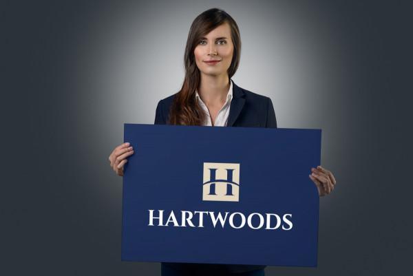 Sample branding #3 for Hartwoods