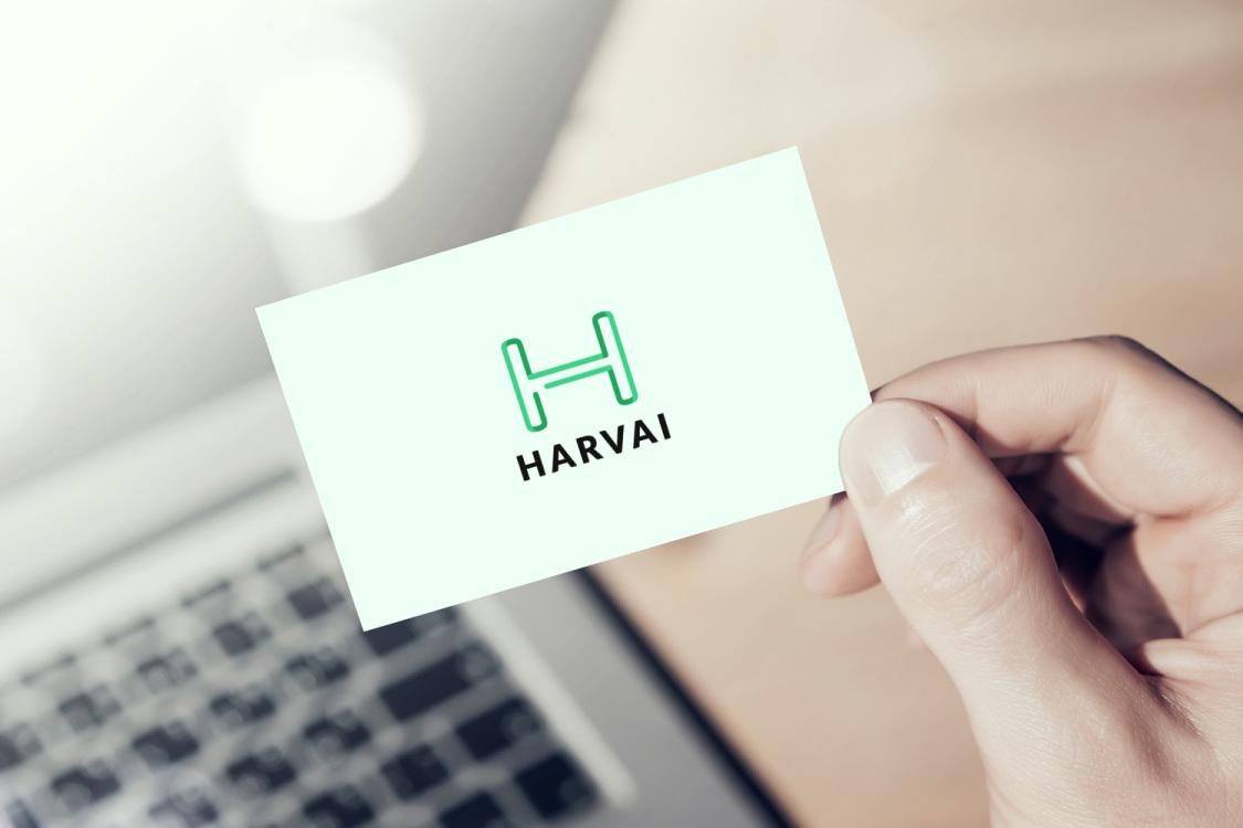 Sample branding #3 for Harvai