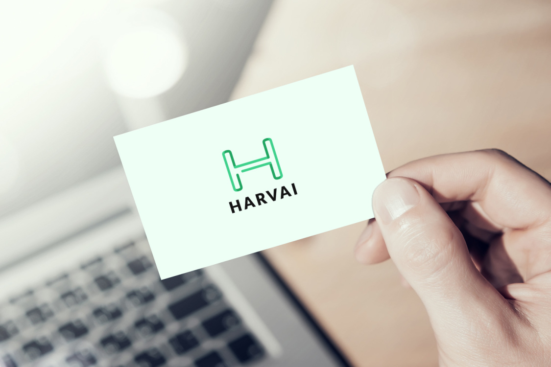 Sample branding #1 for Harvai