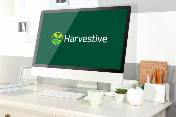 Sample branding #2 for Harvestive