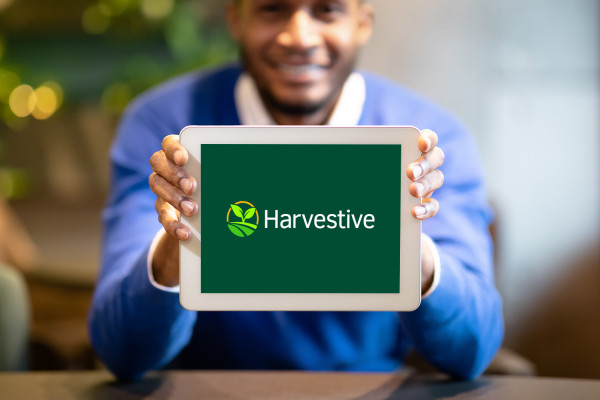 Sample branding #3 for Harvestive
