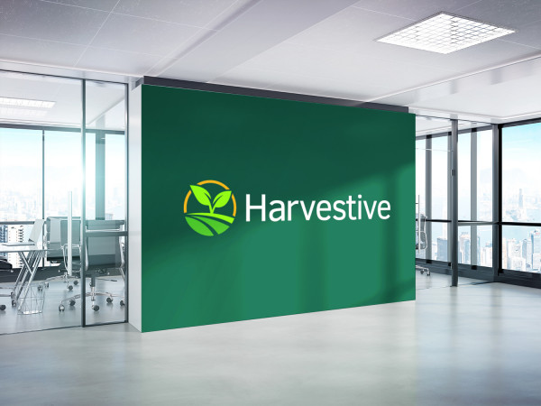Sample branding #1 for Harvestive