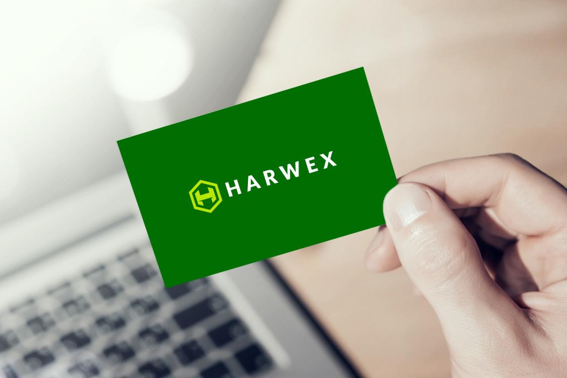 Sample branding #1 for Harwex
