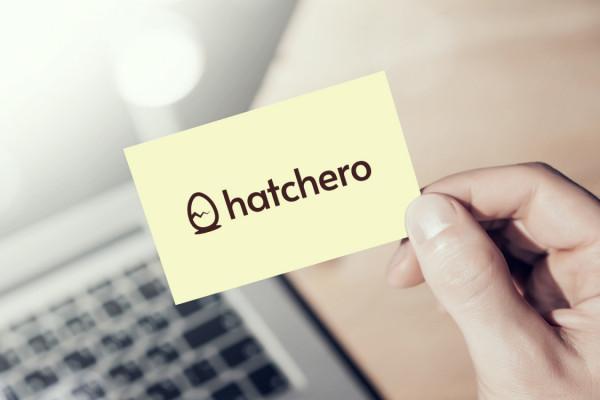 Sample branding #2 for Hatchero