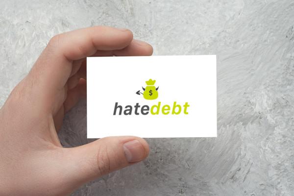Sample branding #2 for Hatedebt