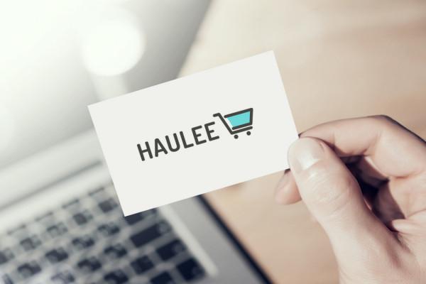 Sample branding #2 for Haulee