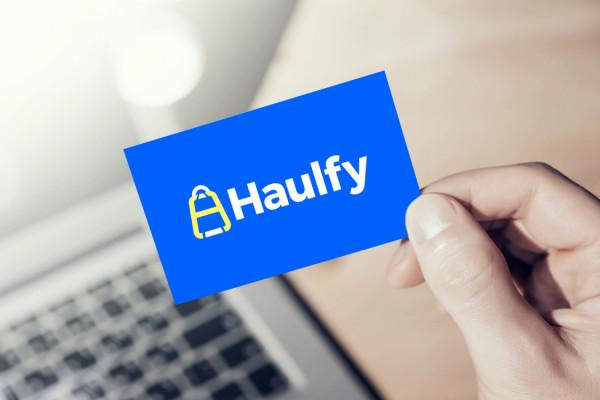 Sample branding #3 for Haulfy