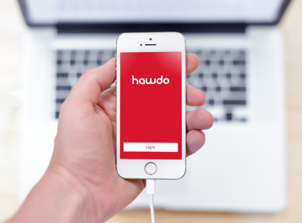 Sample branding #2 for Hawdo