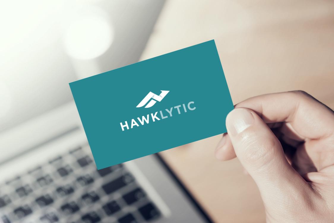 Sample branding #2 for Hawklytic