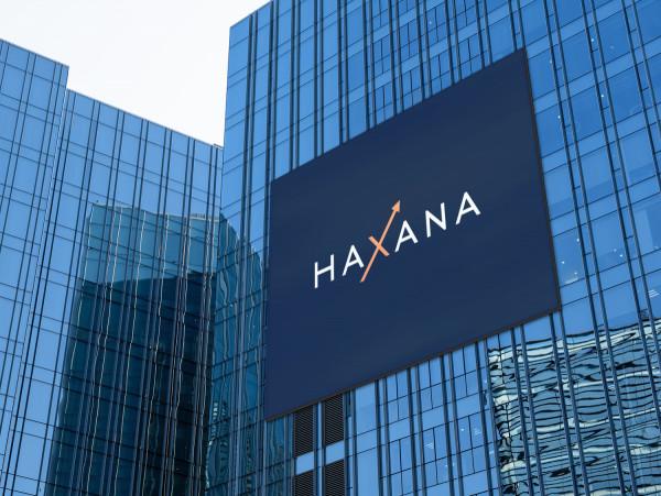 Sample branding #2 for Haxana