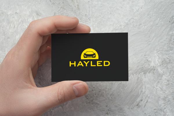 Sample branding #2 for Hayled