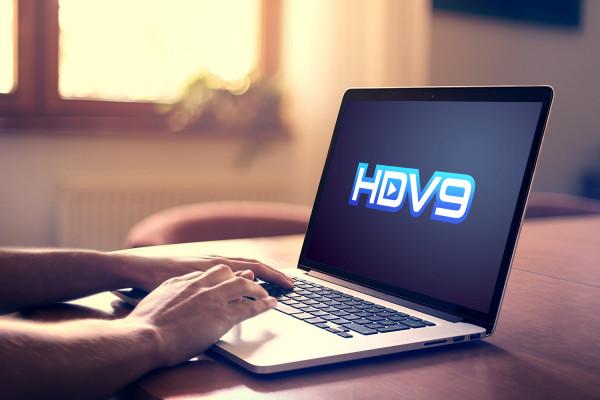 Sample branding #2 for Hdv9