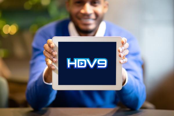 Sample branding #3 for Hdv9