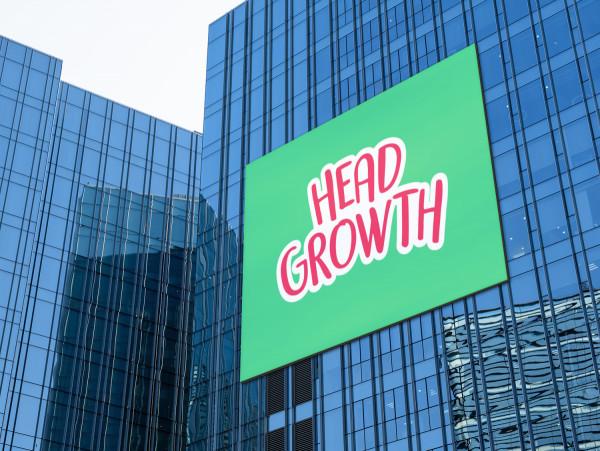 Sample branding #3 for Headgrowth