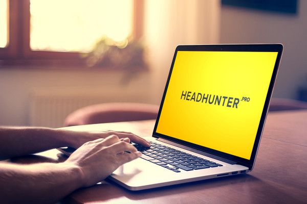 Sample branding #3 for Headhunter