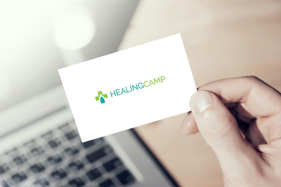 Sample branding #3 for Healingcamp