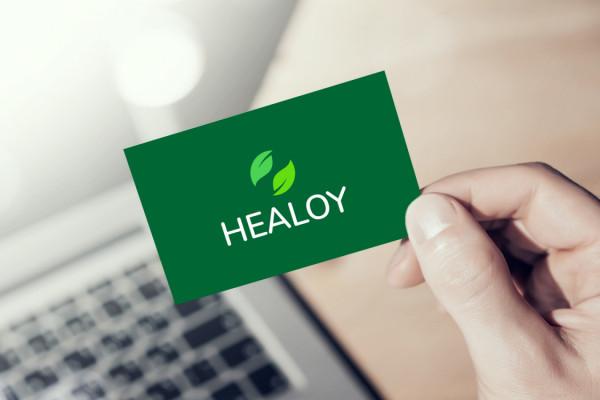 Sample branding #2 for Healoy