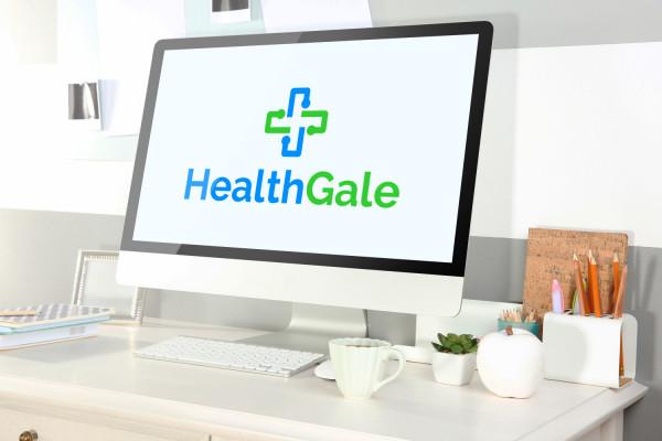 Sample branding #2 for Healthgale