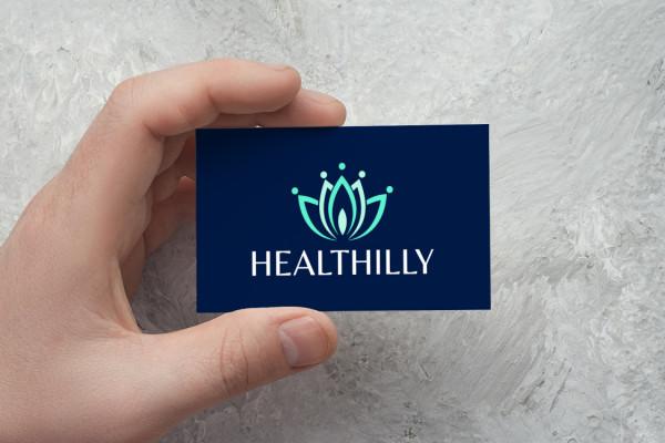 Sample branding #1 for Healthilly