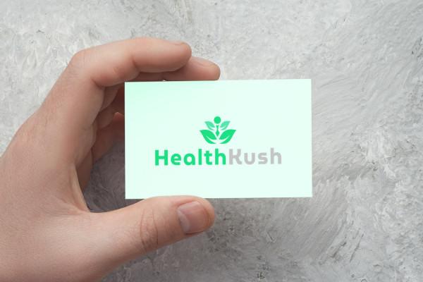 Sample branding #1 for Healthkush