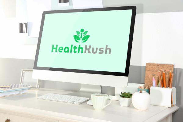 Sample branding #2 for Healthkush