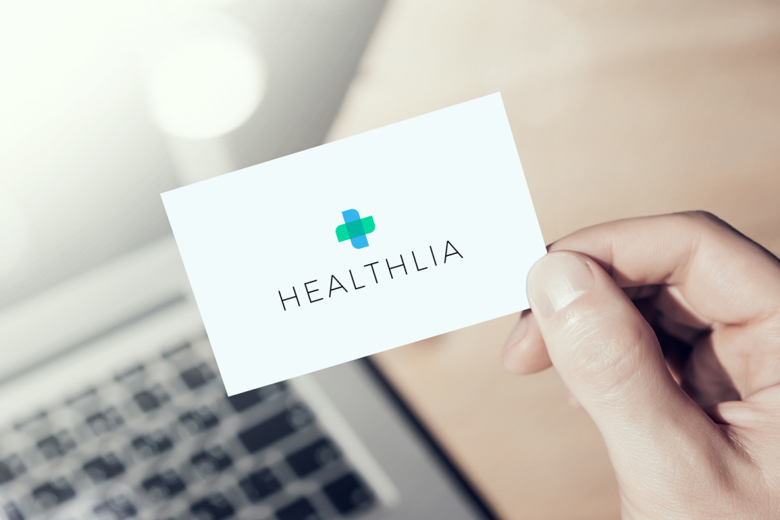 Sample branding #3 for Healthlia