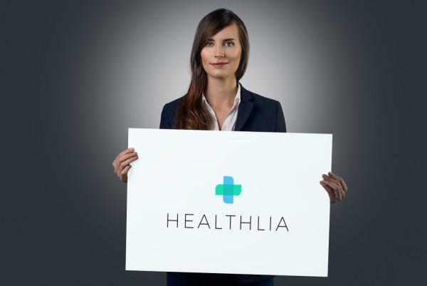 Sample branding #2 for Healthlia