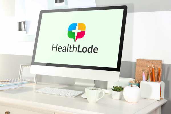 Sample branding #2 for Healthlode