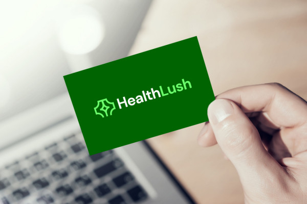 Sample branding #1 for Healthlush