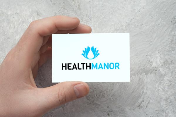 Sample branding #2 for Healthmanor