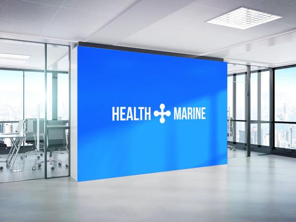 Sample branding #3 for Healthmarine