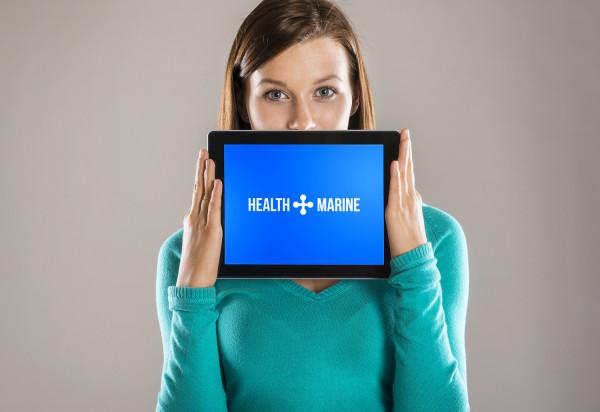 Sample branding #2 for Healthmarine